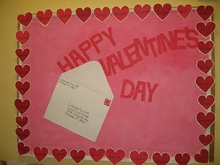 Happy Valentines Day- send home a heart as a valentine for parents to ...
