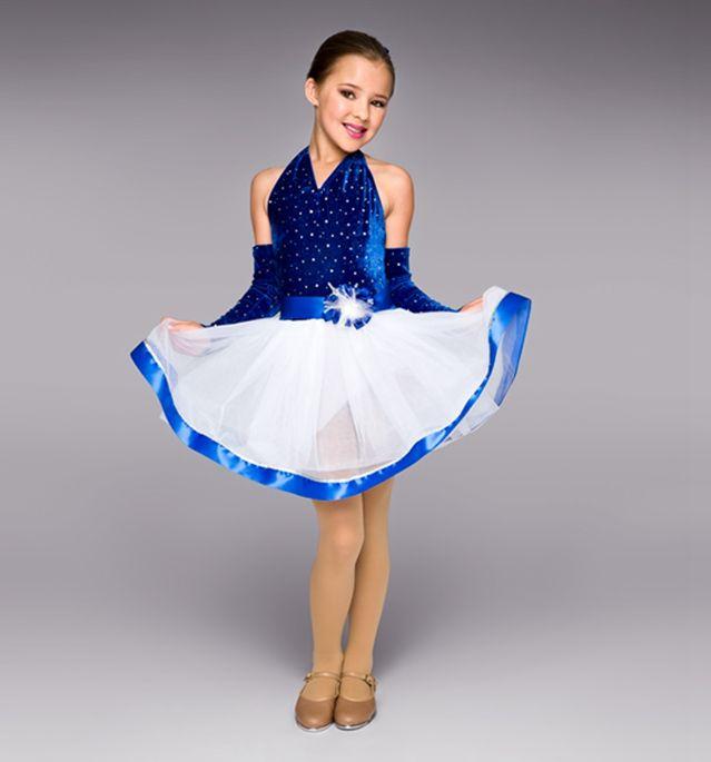 Конец одной бархат dressfemale ребенок джазовый танец европа новый театральный костюм