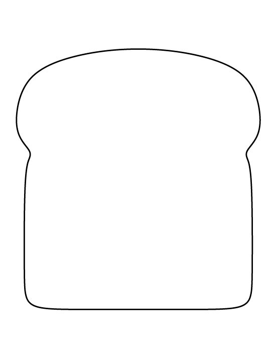 13 best images about coloring pages food on pinterest for Felt coloring pages