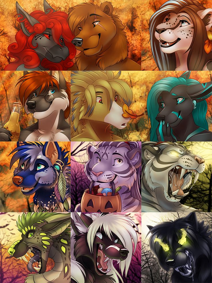 Fall And Halloween Icons 2014 Batch 1 By Ifus Deviantart