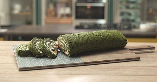 Benedetta Parodi prepara la ricetta del rotolo di spinaci a #ProntoEPostato su Real Time! Scopri ingredienti e procedimento!