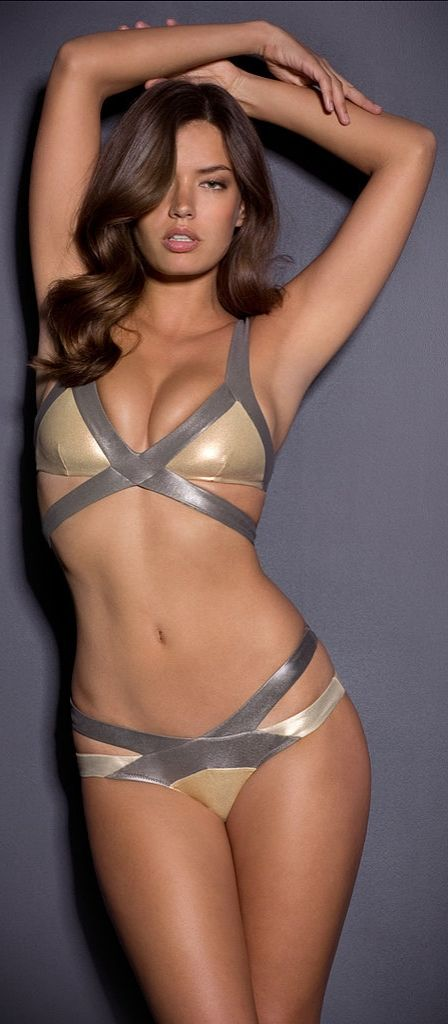 This Agent Provocateur set would be perfect for a Cancer sign.