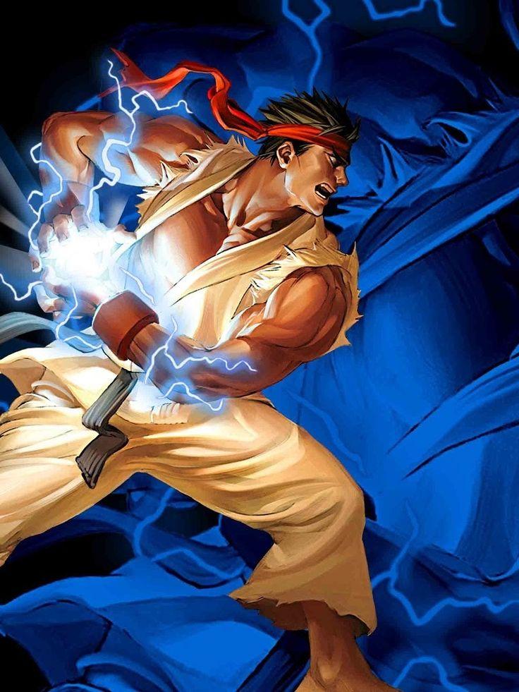 Ryu; Street Fighter