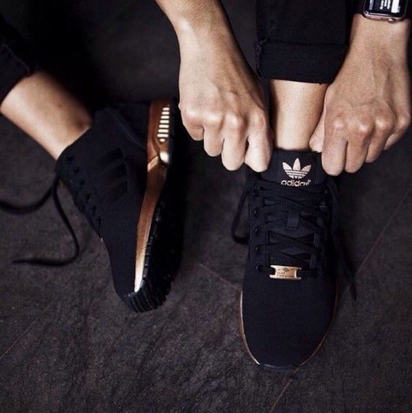shoes adidas zx flux black sneakers low top sneakers adidas black and gold adidas shoes black addidas black gold adidas
