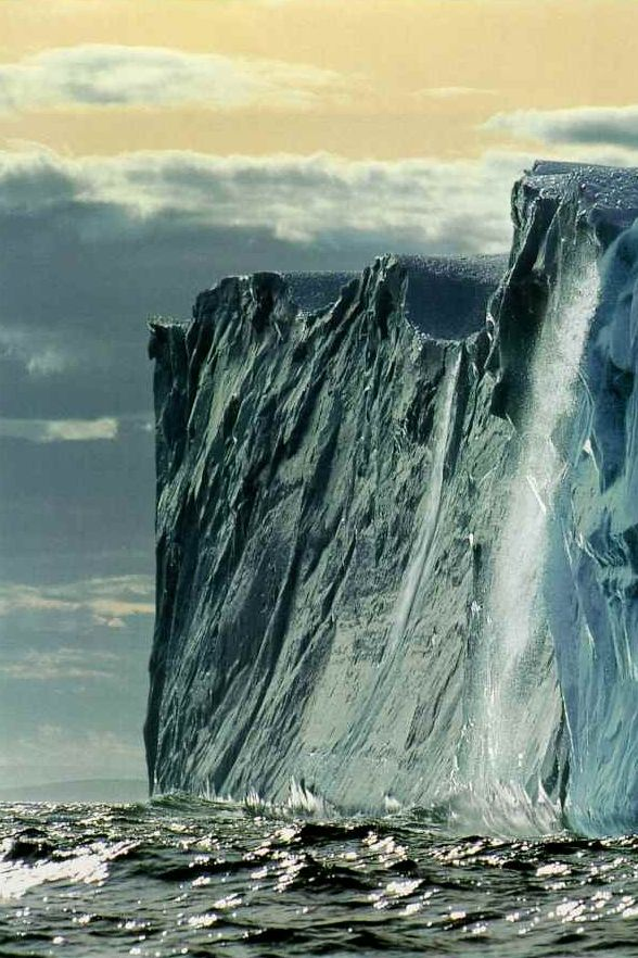 Oh, to see this by kayak. Iceberg in Labrador, Canada The Gifts Of Life      www.GetIntoShift.com