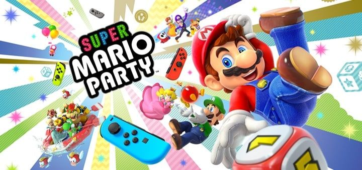 Sonnerie Super Mario Party Sonnerie Jeu Video Gratuite Super Mario Party Fete Theme Mario Nintendo Switch