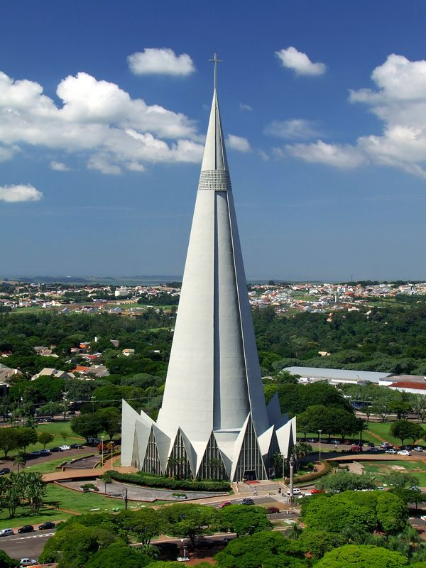 CATEDRAL DE MARINGÁ, BRAZIL | Real WoWz