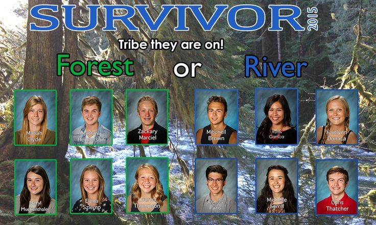 Survivor - Season 1 | High School