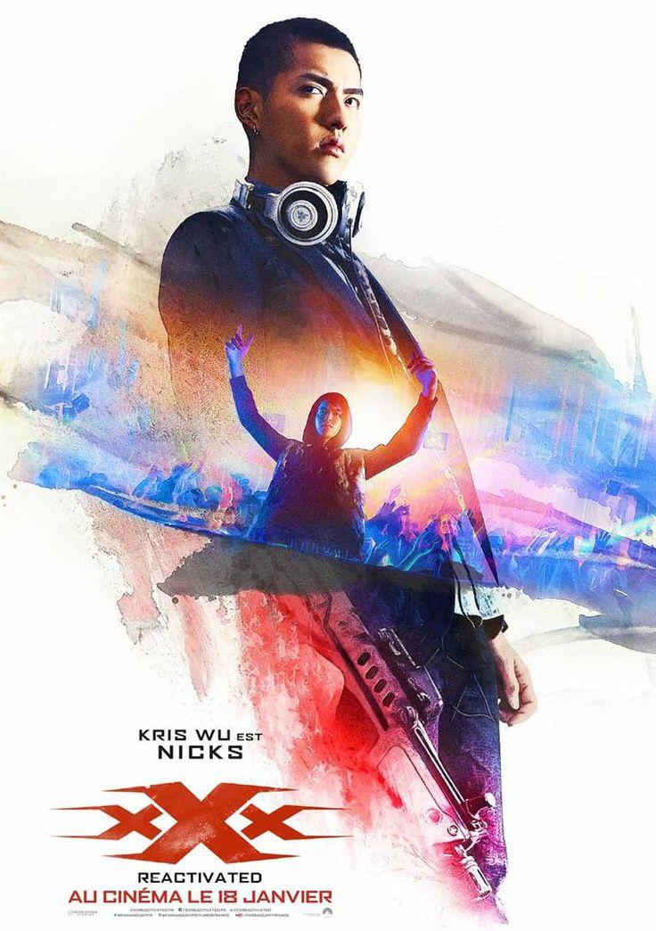 Kris Wu as Nicks