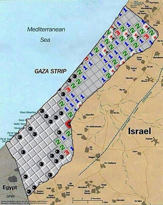 Israel, Gaza, War & Data : The Art of Personalizing Propaganda / GlobalVoices | #socialmedia
