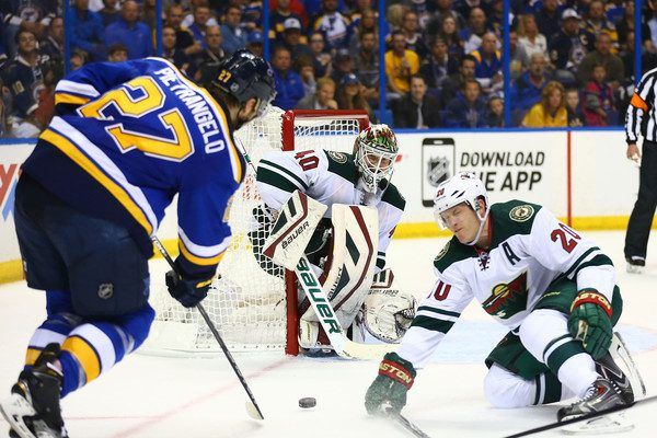 St. Louis Blues vs. Minnesota Wild, Playoffs Game 1, Las Vegas Odds, NHL Hockey Betting, Picks and Prediction – Vegas Coverage