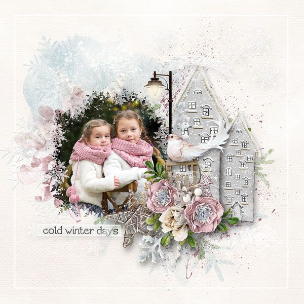*Winter Grandhotel* Collection by Palvinka Designs http://www.thedigichick.com/shop/Winter-Grandhotel-Collection.html