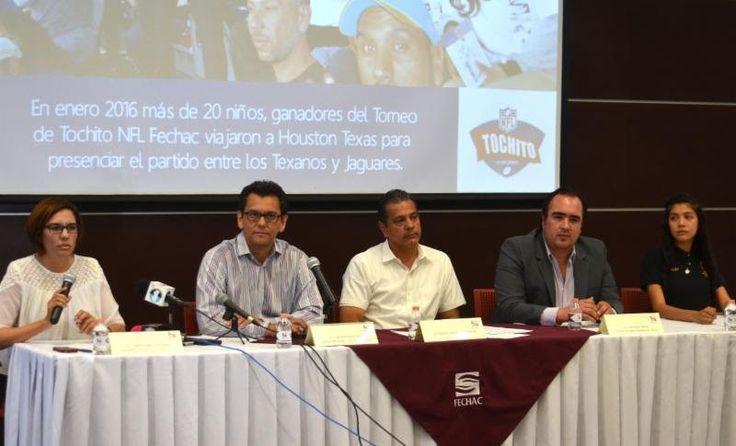 Fechac y NFL México convoca a torneo de tochito | El Puntero