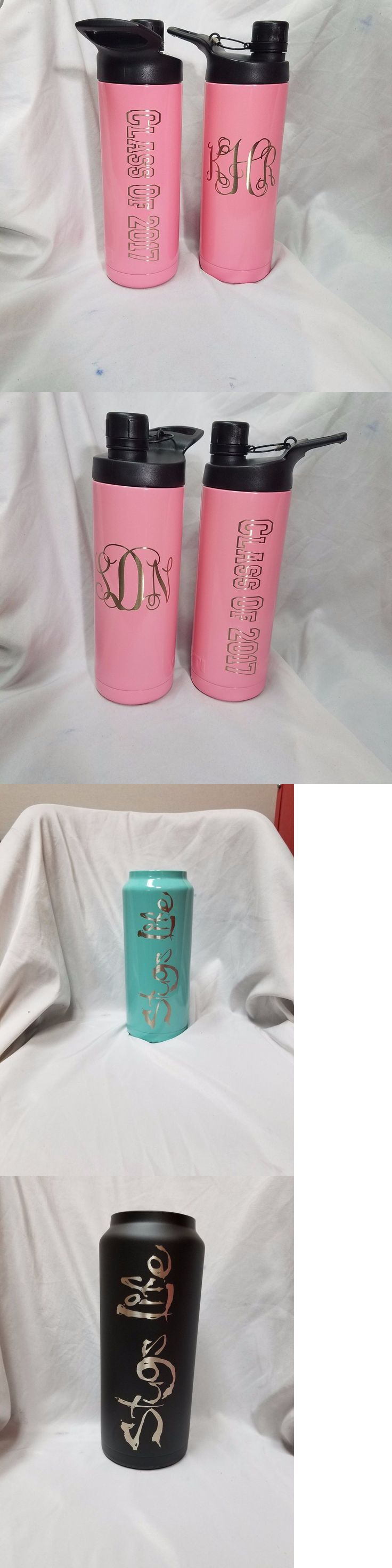 Other Camping Cooking Supplies 16036: Yeti 18 Oz Rambler Sport Bottle Custom Powder Coated With Your Name No Decals! -> BUY IT NOW ONLY: $39.99 on eBay!