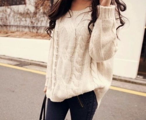 155 best Sweaters images on Pinterest | Big sweater, Clothes and Style