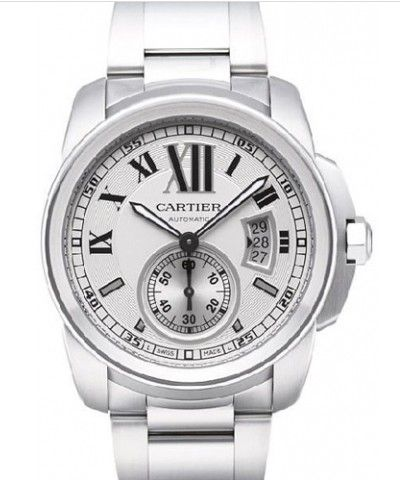 Cartier watches Calibre de Cartier Silver Dial Cartier Mens Watch W7100015  # Cartier # cartier watches # cartier watches women # vintage cartier watches # cartier jewelry # Women # Women fashion # mens fashion # http://www.pinterest.com/search/pins/?q=Cartier   http://www.the-rolex-submariner.com http://facebook.com/watch22buy http://www.pinterest.com/watch2buy http://twitter.com/watch2buy https://plus.google.com/108051406676707739931