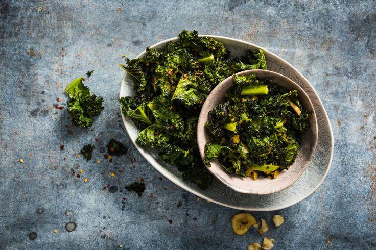 Kale-Chips - Rezepte | fooby.ch