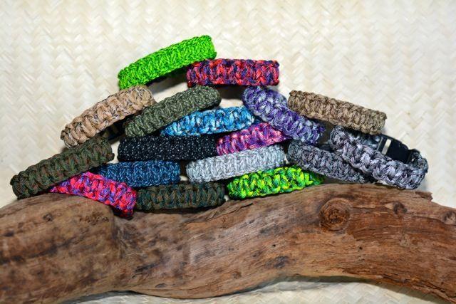 Cobra bracelets #paracord
