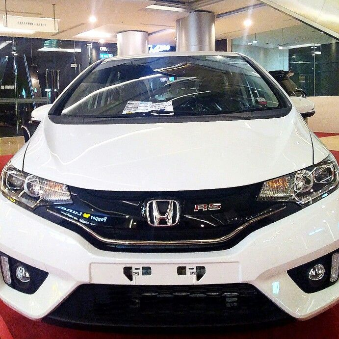 HONDA ALL NEW JAZZ RS CVT (FRONT VIEW)