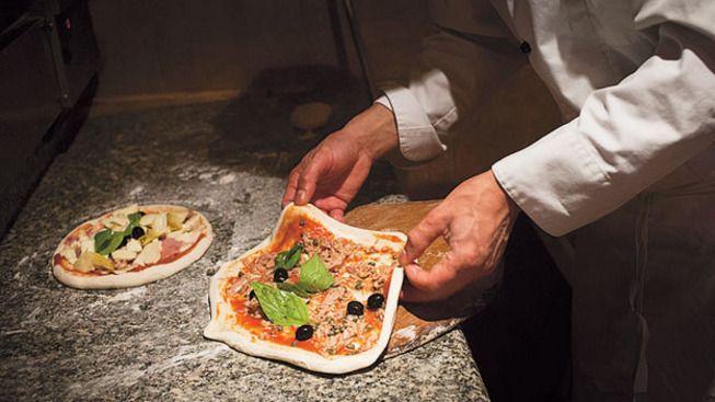 Alfredo Positano (pizzeria) 9 rue Guisarde - 75006 Paris Mabillon - Ligne 10