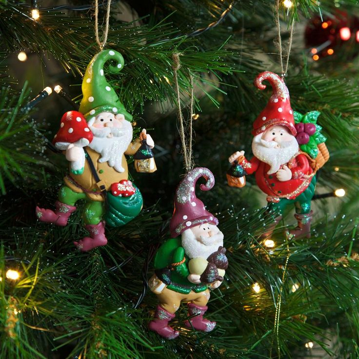 Pin auf Christmas Tree Decorations