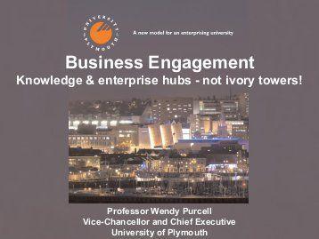 Community Engagement Strategy Plymouth University