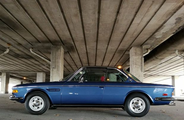 Restored 1972 Bmw 3 0cs 5 Speed Bmw E9 Bmw Bmw E36