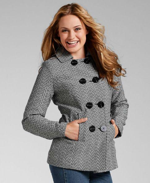 manteau bonprix 10 manteaux tendance soffrir en taille. Black Bedroom Furniture Sets. Home Design Ideas