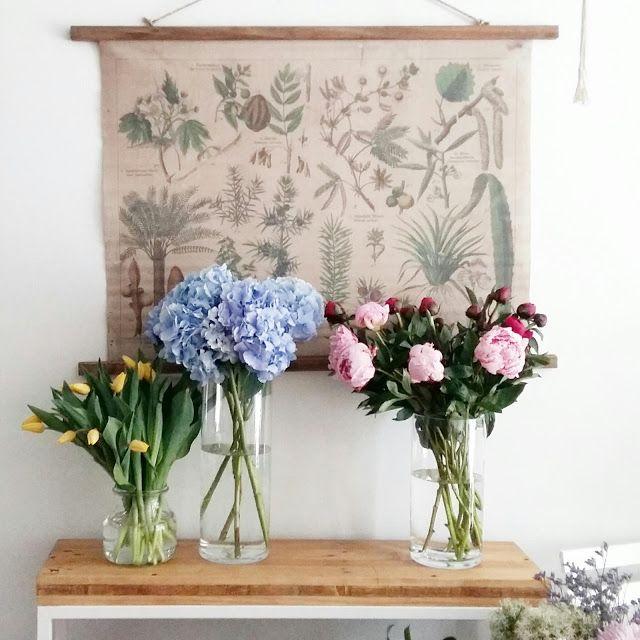 Trucos Para Que Tus Flores Frescas Duren Más Y Un Poco De Diseño Flores Frescas Decoración De Unas Disenos De Unas