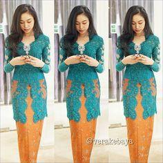 Kebaya Indonesia dress