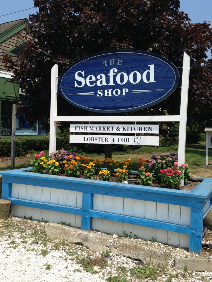 The Seafood Shop in Wainscott.