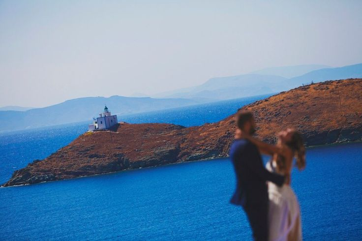Island wedding in Greece- Greek island Tzia-Kea