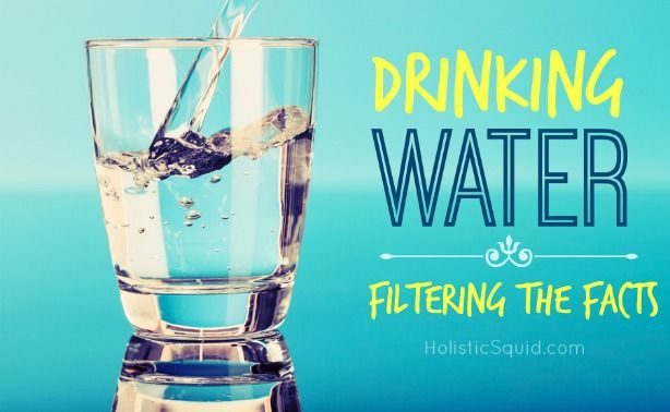 Water, water, everywhere! But which is best to drink? My family and I have been on a quest to find the healthiest drinking water.
