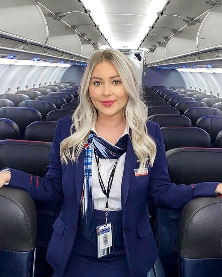 Pin on Stewardessen