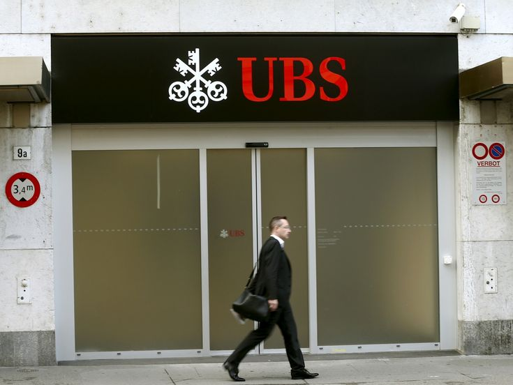 UBS slams expectations with 53% profit rise after Swiss weekly leaks figures