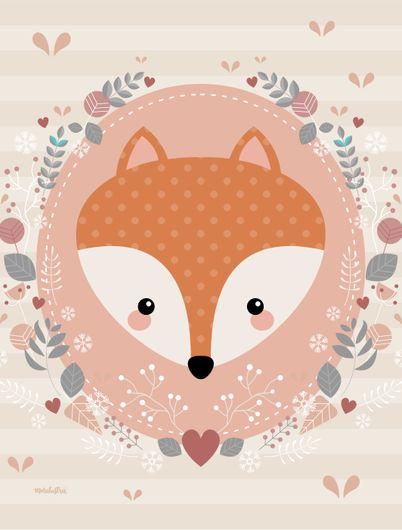 raposa, raposinha, fox, bichos, natureza