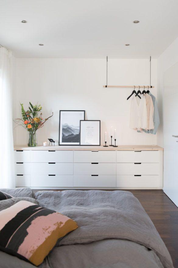 kommoden schlafzimmer in 2020   Ikea schlafzimmer ...