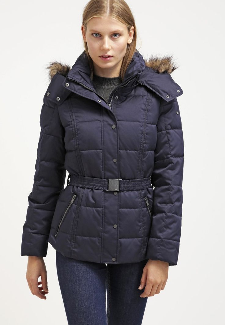 edc by Esprit Down jacket - navy for £80.00 (07/02/16) with free delivery at Zalando