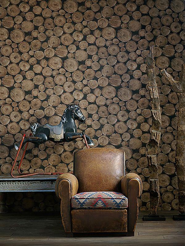 Lumberjack wallpaper