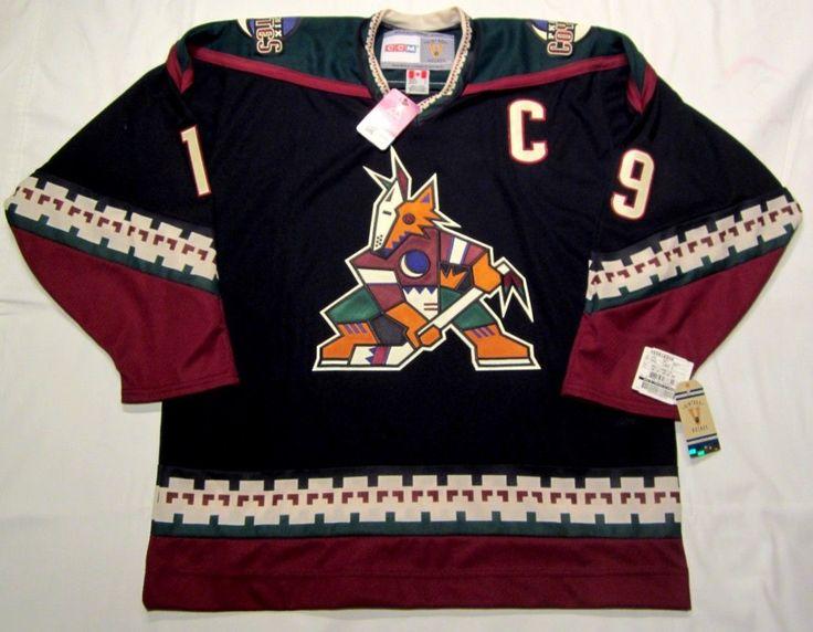 SHANE DOAN size MEDIUM - Phoenix Coyotes CCM 550 Vintage series Jersey bnwt usa | eBay