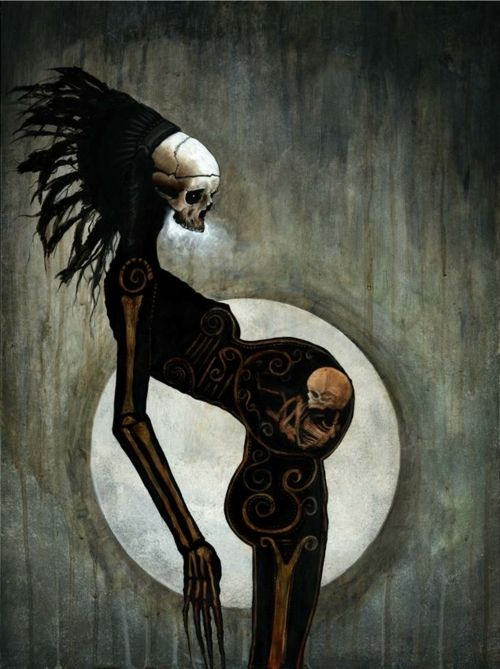 by Menton J. Matthews III   (Most of you probably think this is morbid but I don't see it that way)