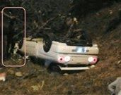 paranormal and psychic happenings: REAL GHOST CAR CRASH VICTIM