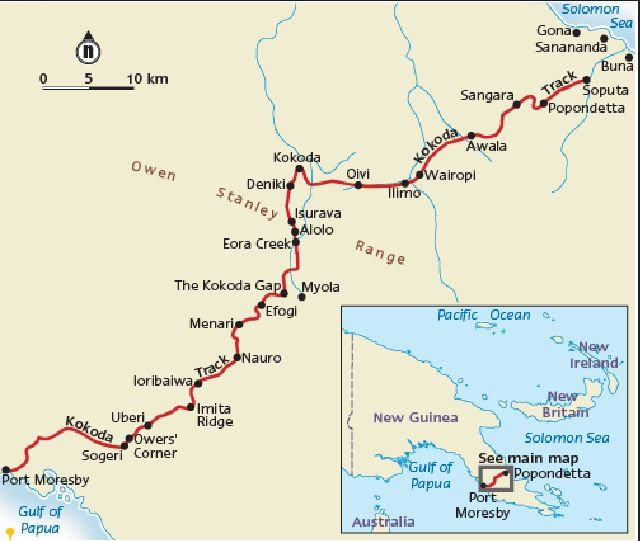 account of the battle of kokoda track While most australians have heard of the kokoda track  the ferocious battle for the kokoda track saw  giving an authentic and comprehensive account of the.