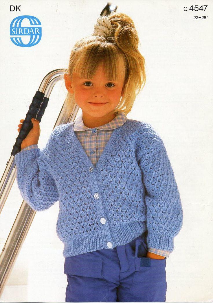 564 best Vintage childrens knitting patterns / knit patterns images ...