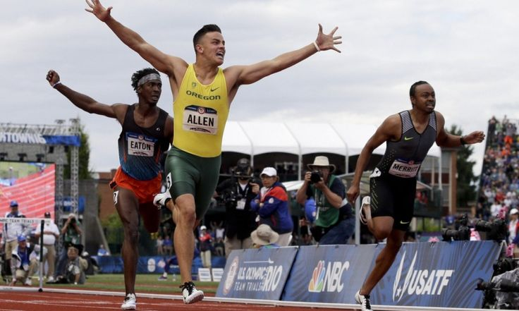 Olympics shouldn't hinder Devon Allen's impact for Oregon = For most athletes, competing in the olympics is an unattainable dream — something to stay awake and think about at night, all the while knowing it's highly unlikely if not straight up impossible.  For a select few, competing in the olympics is.....