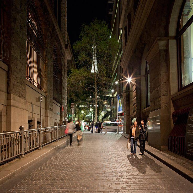 Spot Lighting For Public Saftey