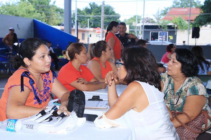 Solidaridad, Quintana Roo a 25 de julio de 2017. – El Gobierno de Solidaridad, encabezado por la Presidenta Municipal, Cristina Torres Gómez, atendió a más de 200 mujeres con servicios que ofrece la actual Administración, con el fin de impulsarlas en el empoderamiento de cada una, motivando su desarrollo y acercándoles las herramientas para lograr…