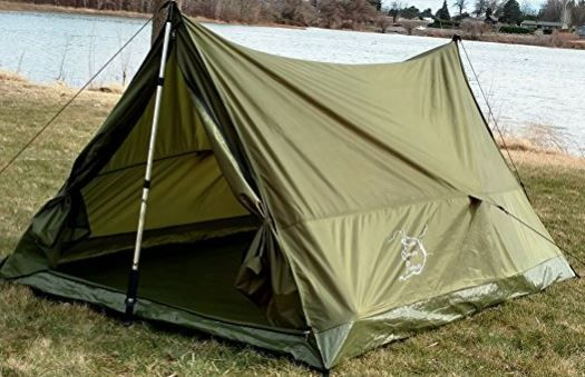 The River Country 2-Person Pup Tent tops our list of the