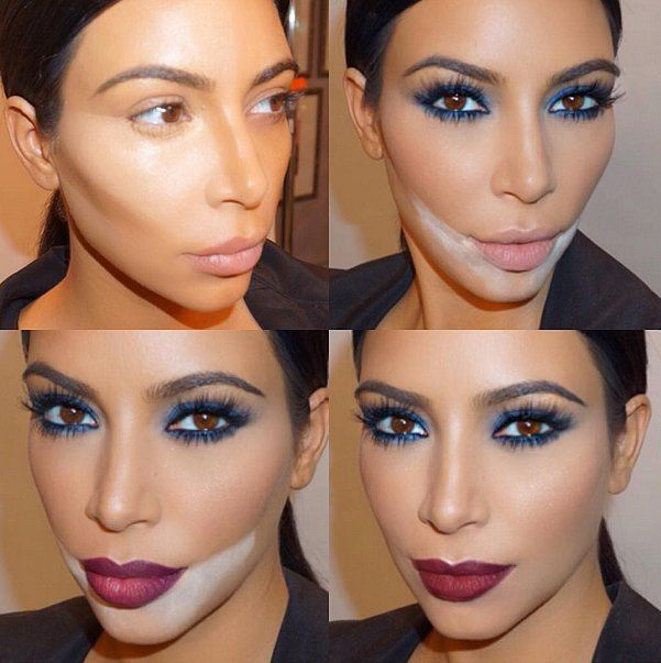 The Grandmother-Approved Makeup Trend That's Making a Huge Comeback: If you follow a lot of makeup artists on Instagram or Snapchat, you've likely noticed a spike in powder application (note Kim Kardashian above).