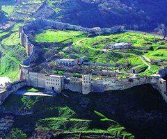 Крепость Нарын-Кала —Россия 10